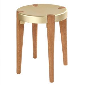 Otto-stool-Gold-Oak-SQUARE