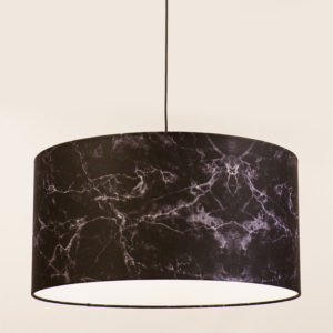 Marble-Black-lampshade-SQUARE