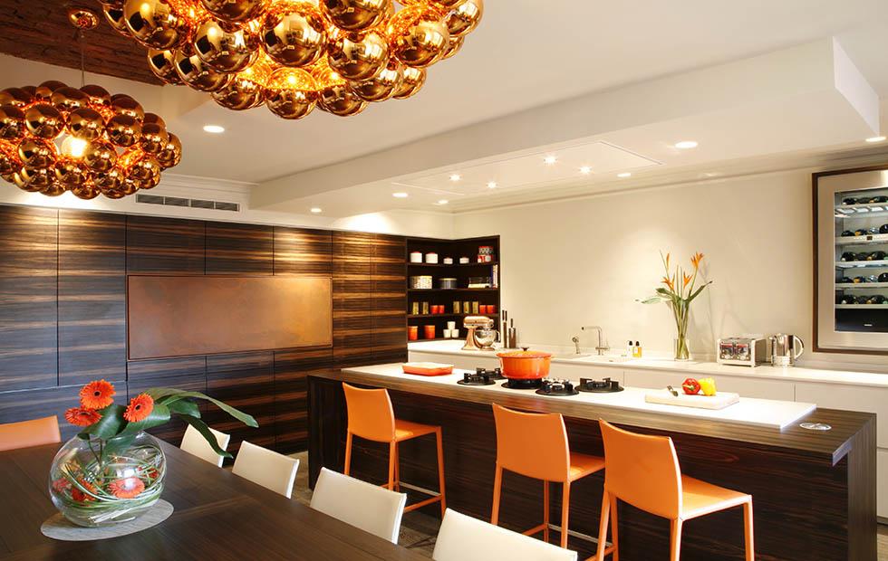 Beads in Kensington Private Residence