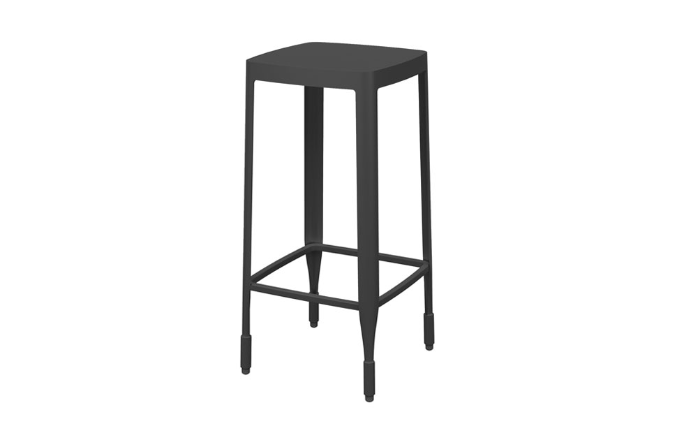 Barstool 4A in Black, Pendants Light