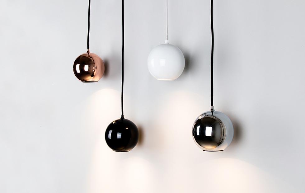 Boule Colourways, Pendants Light