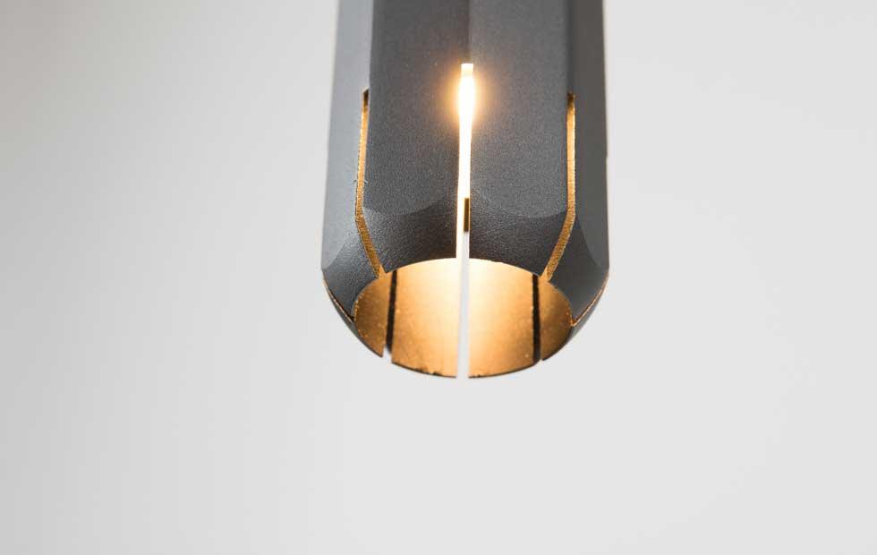 Brixton Spot Pendant Lighting Detail