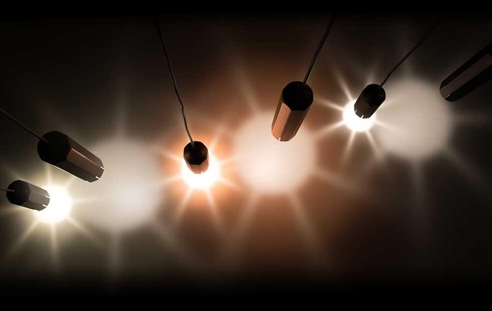 Slider Brixton Spot , Pendant lights, Innermost