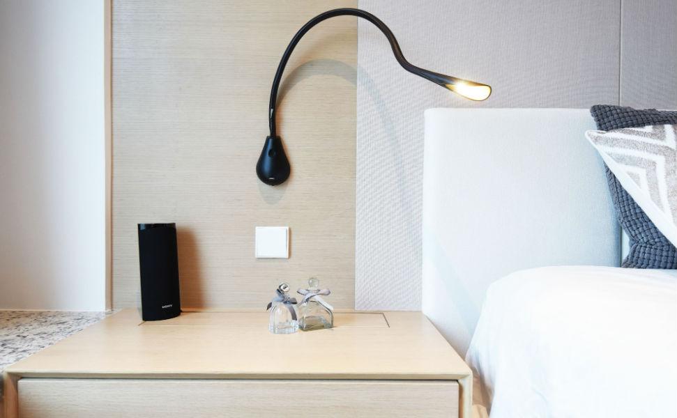 Slider Cobra Light, Innermost Wall Mounted Lighting at Hotel