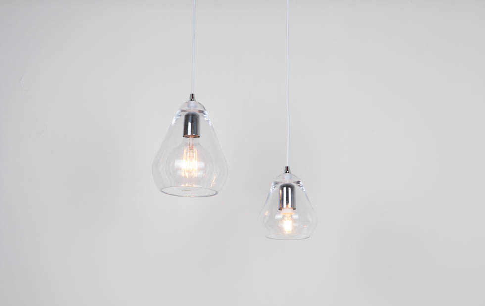 Slider Innermost Core Pendants in two sizes