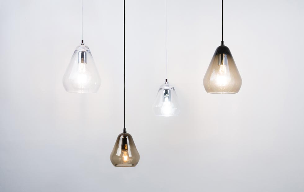 Slider The Core Family of Pendant lights, Innermost