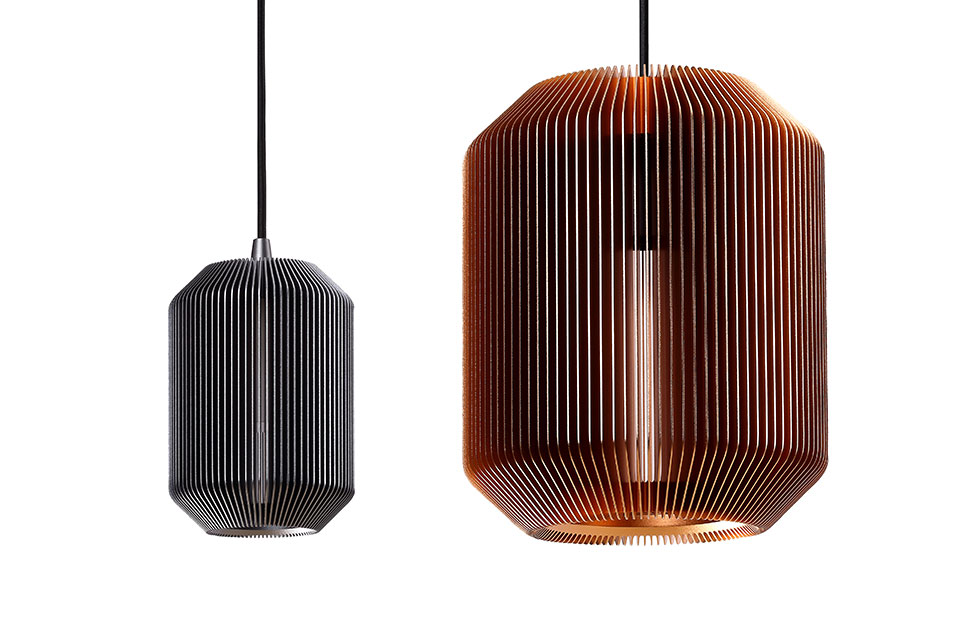 Slider Innermost Large and Small Joseph Pendant