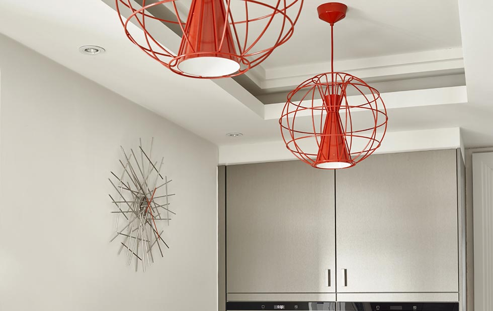 Slider Innermost Latitude at Beacon House, Pendant Light