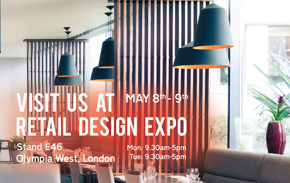 Innermost at the Retail Design Expo London