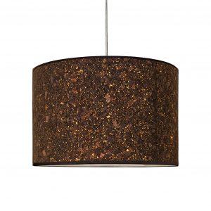 Cork Lampshade
