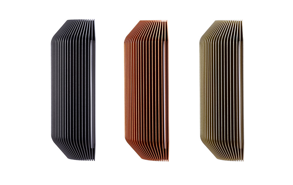 joseph table lamp collection cut away all colours