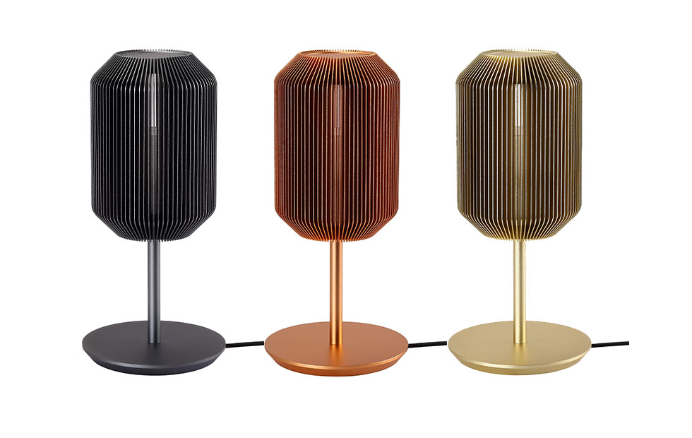 joseph table lamp collection all colours