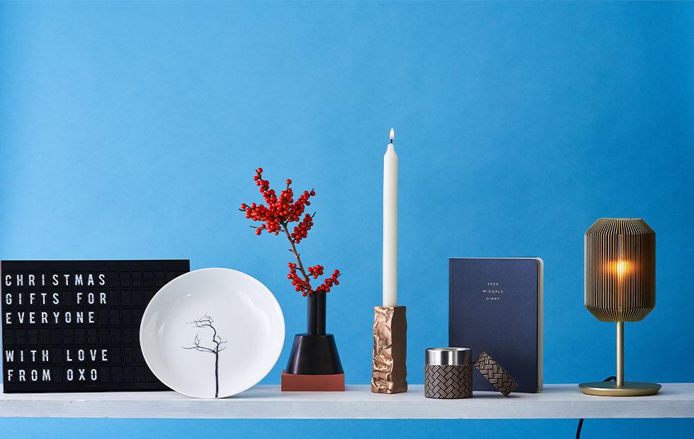 joseph table lamp at oxo christmas