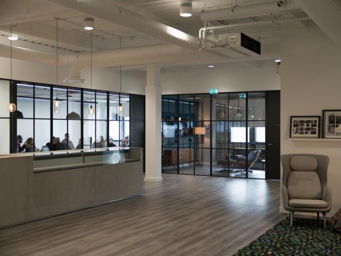 New Moo office