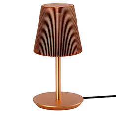 bramah table lamp copper