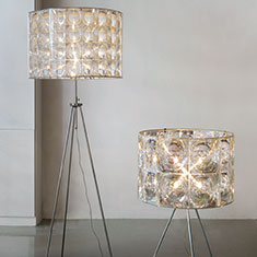 tripod floor lamps with lighthouse shades