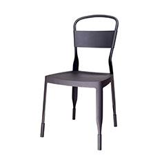 black chair 4a