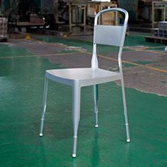 silver chair 4a