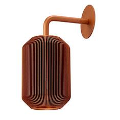 joseph bedside lamp in copper