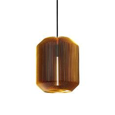joseph large pendant lamp gold