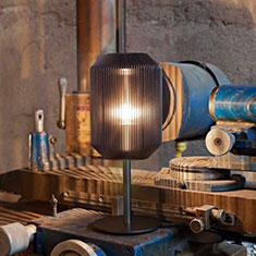 joseph table lamp grey in factory