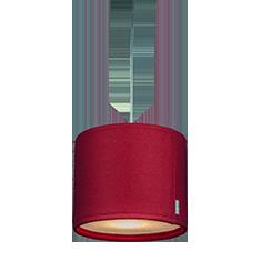 kobe red lampshade