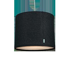 kobe black lampshade