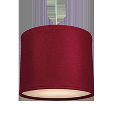kobe red lampshade cutout