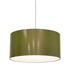 metallic green 60 lampshade