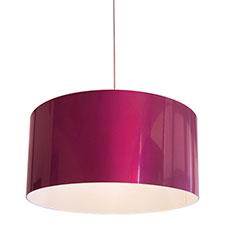 metallic pink 60 lampshade