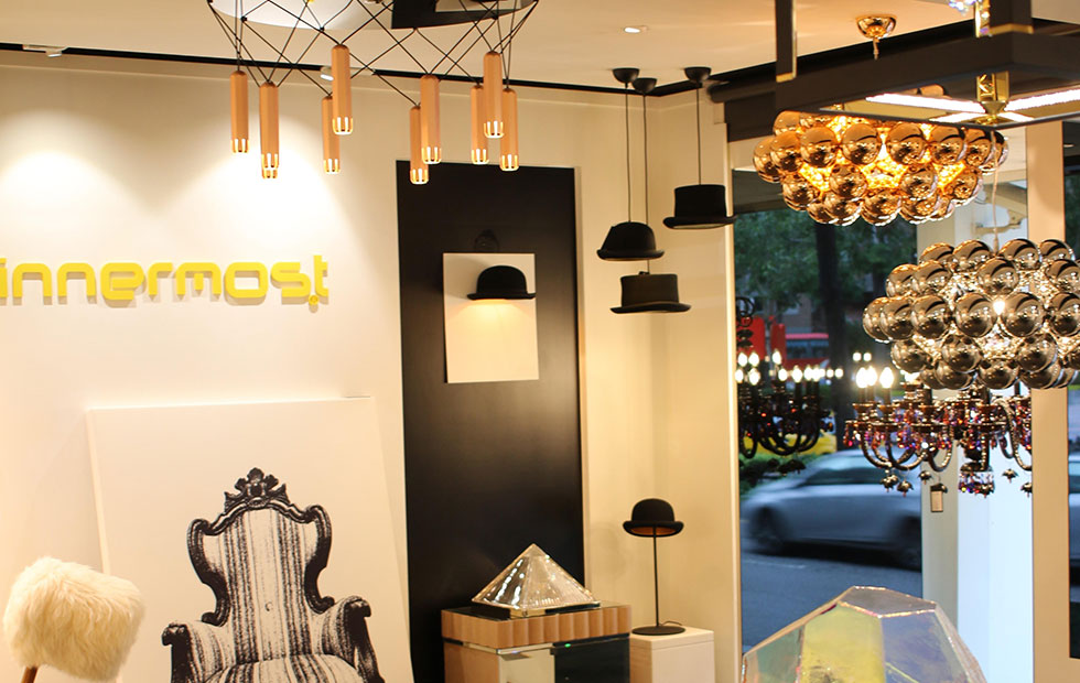 Fashion Lighting Showroom