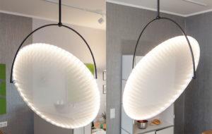 keplar lamp in private residence germany