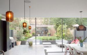 joseph pendant light at private residence london uk