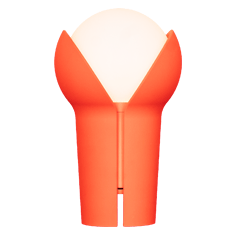innermost portable bud lamp in fluro red