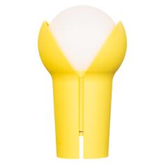 innermost portable bud lamp in lemon