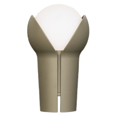 innermost portable bud lamp in olive