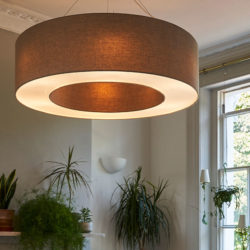 large donut lampshade